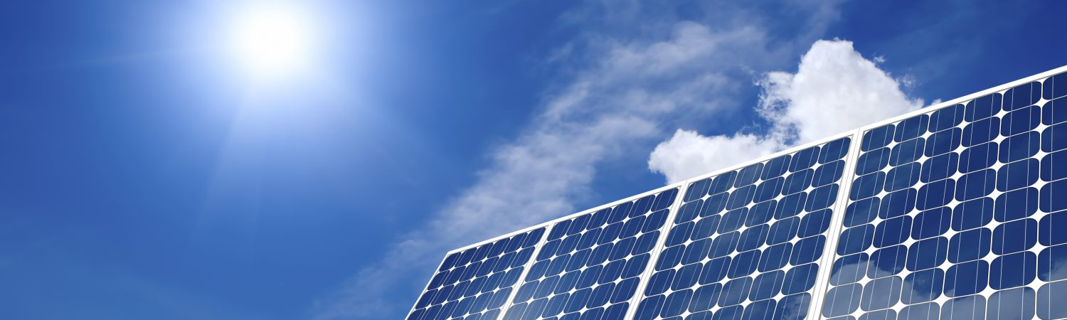 The current spell of sunny weather has brought the power of renewable electricity generation, and…