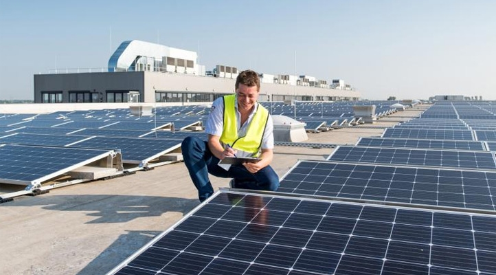 Zalando's decision to install solar PV across its entire fulfilment centre estate is more great…